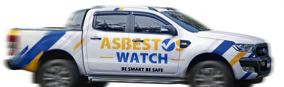 Asbestos Watch Brisbane car